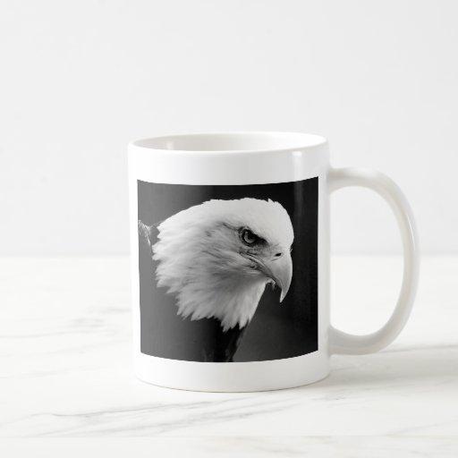 BW Eagle calvo Taza De Café