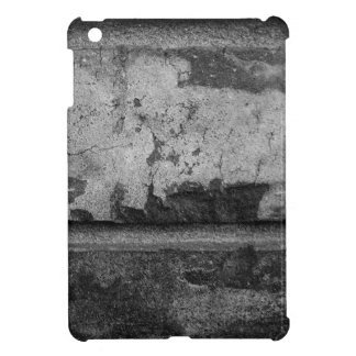 BW Grunge Brick Texture Photography iPad Mini Cover