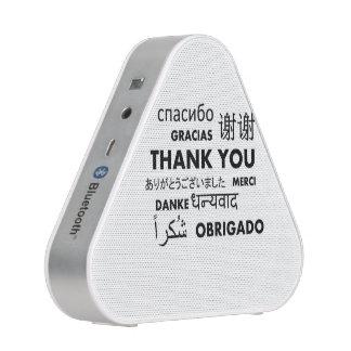 BW le agradece Altavoz Bluetooth