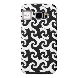 BW Pattern 42 Samsung Galaxy S6 Cases