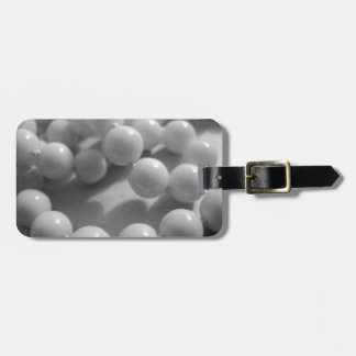 BW Pearl Photo Luggage Tags