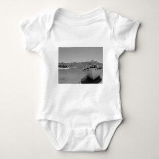 bw river boat baby bodysuit