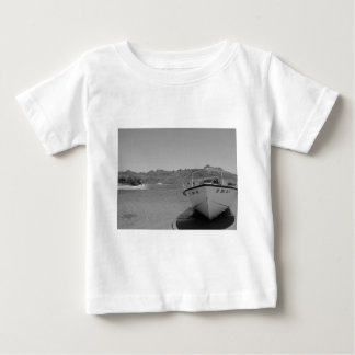 bw river boat baby T-Shirt
