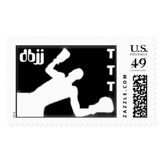 bw-TTT, dbjj Stamp