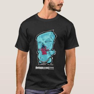 """""""BWAAAIIIINS!"""" Zombaby's First Word T-Shirt"""