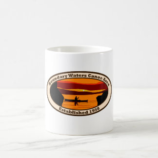 BWCA Emblem Classic White Coffee Mug