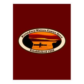 BWCA Emblem Postcard
