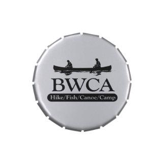 BWCA / Hike Fish Canoe Camp Candy Tins