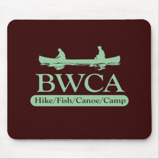 BWCA / Hike Fish Canoe Camp Mouse Pads