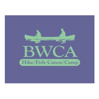 BWCA / Hike Fish Canoe Camp Postcard