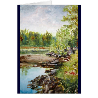 BWCA-Lake Two Notecard