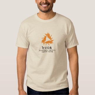 BWCA Moose Antlers Trefoil T Shirt