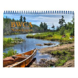 BWCA Namekagon Calendar