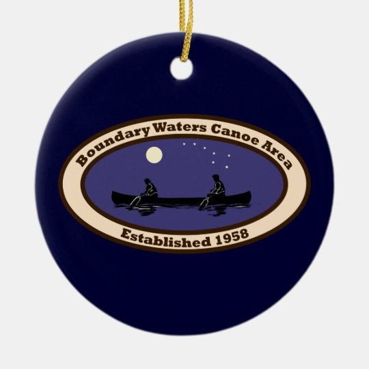 BWCA Ornament in Blue