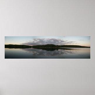 BWCA Panoramic Landscape Print
