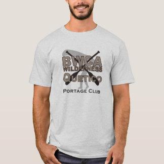 BWCA Quetico Portage Club T-Shirt