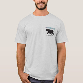 BWCAW Quetico Black Bear Research Team T-Shirt