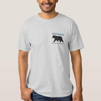 BWCAW Quetico Black Bear Research Team Tee Shirt