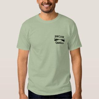 BWCAW Quetico Paddles Tee Shirt
