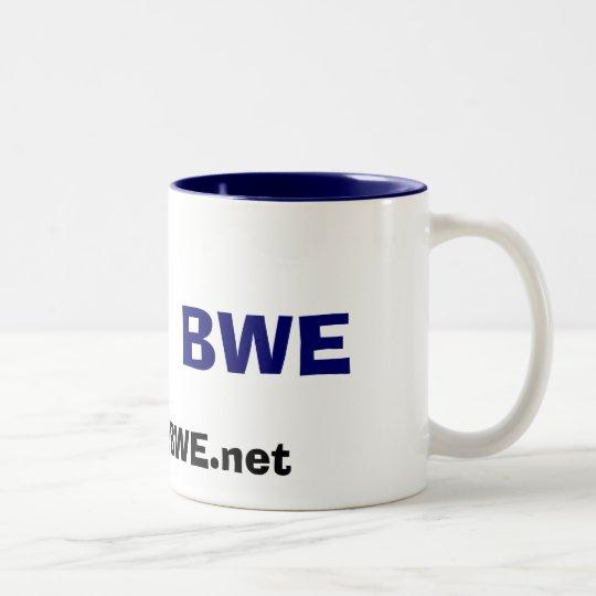 BWE, www.theBWE.net Two-Tone Coffee Mug