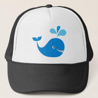 BWhaleAFP10 Trucker Hat