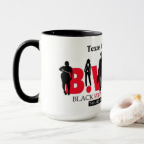 BWIB - Texas City Chapter - Combo Mug
