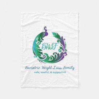 BWL Family Full  Logo Fleece Blanket