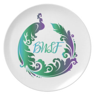 BWL Family Plain Logo Plate