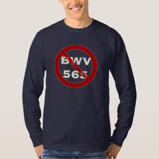 BWV565 banned T-Shirt