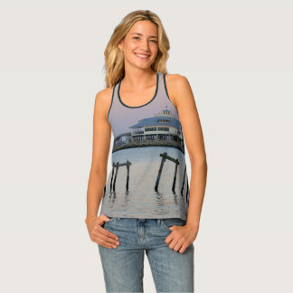 BWYC Ladies All Over Print TANK