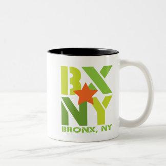 BX Bronx Green Mug