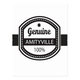 bX - Hometown Series - Amityville Postcard