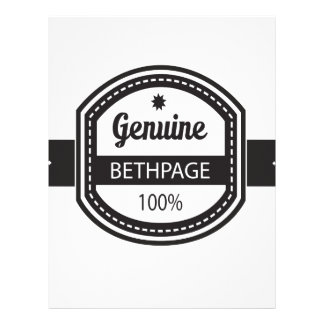 bX - Hometown Series - Bethpage Letterhead