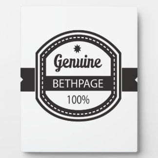 bX - Hometown Series - Bethpage Plaque
