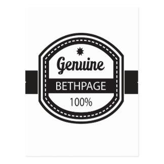 bX - Hometown Series - Bethpage Postcard