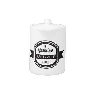 bX - serie de la ciudad natal - Amityville