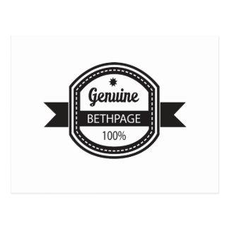 bX - serie de la ciudad natal - Bethpage Postales