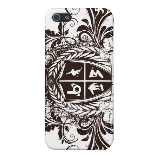 bX Sports Crest Design Cases For iPhone 5