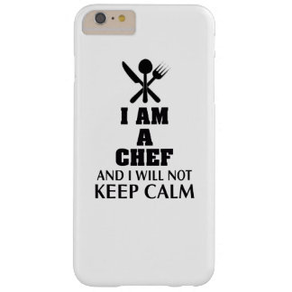 By A Chef For Chefs Barely There iPhone 6 Plus Case