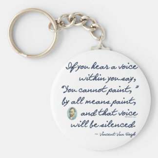 By All Means Paint Keychain