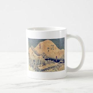 by Ando, Hiroshige Ukiyo-e. Coffee Mug
