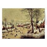 By Bruegel D. Ä. Pieter (Best Quality) Greeting Cards