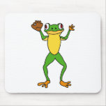 BY- Frog Star Outfielder Mousepad
