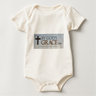 By God's Grace Collection Baby Bodysuit