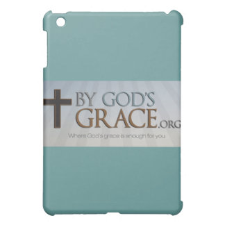 By God's Grace Collection Cover For The iPad Mini