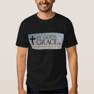 By God's Grace Collection T-shirt