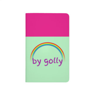 By Golly Pocket Journal