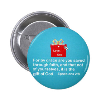 By Grace are You Saved Pins