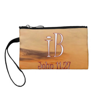 By Grace - Ephesians 2:8 Coin Purse