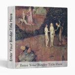 By Hieronymus Bosch (Best Quality) Vinyl Binders